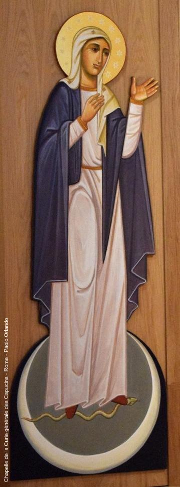 La Vierge de Paulo