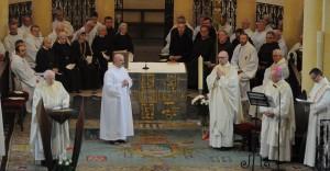 Ordination diaconale Frère Bruno Maria 096 1