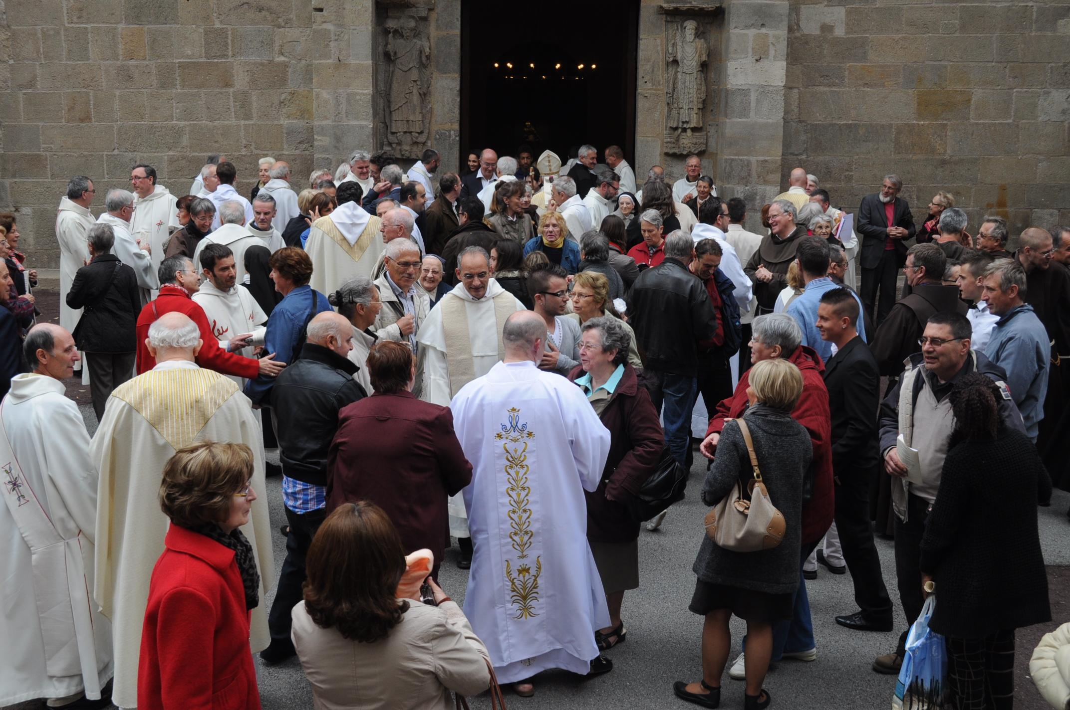 Ordination diaconale Frère Bruno Maria 427